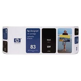 HP 83 UV Black Ink Cartridge (680 ml)