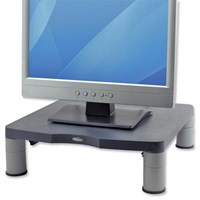Fellowes Standard Monitor Riser (Graphite)