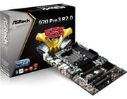 ASRock 970 Pro3 R2.0 AMD Socket AM3+ Motherboard