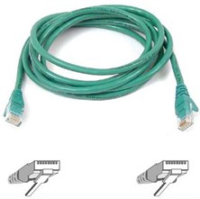 Belkin 2m CAT5E Patch Cable (Green)