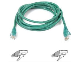 Belkin 1m CAT5E Patch Cable (Green)