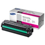 Samsung M506L Magenta Toner Cartridge (Yield 3500 Pages) for CLP-680ND/CLX-6260 Colour Laser Printers
