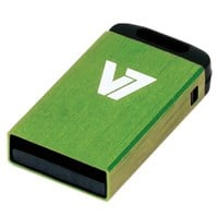 V7   4GB 1 x USB 2.0 Flash Stick Pen Memory Drive - Green