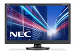 NEC Display AccuSync AS242W (24 inch) Full HD LED Backlit Monitor 1000:1 250cd/m2 1920x1080 5ms DVI-D/mini VGA