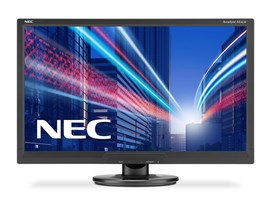 "NEC AccuSync AS242W 24"" Full HD LED Monitor"