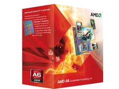 AMD A6-3500 2.1GHz Triple Core Accelerated Processing Unit