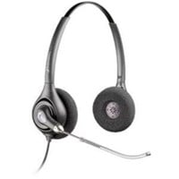 Plantronics SupraPlus H261H Binaural Headset for Hearing Aid Compatibility