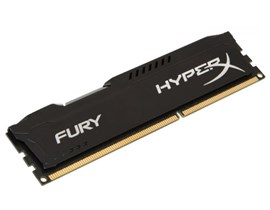 HyperX FURY Black 8GB (1x 8GB) 1600MHz DDR3 RAM