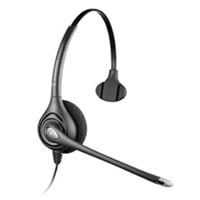 Plantronics SupraPlus HW251N/A Wideband Monaural Noise Cancelling Headset