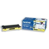Brother High Capacity TN-135Y Toner - Yellow