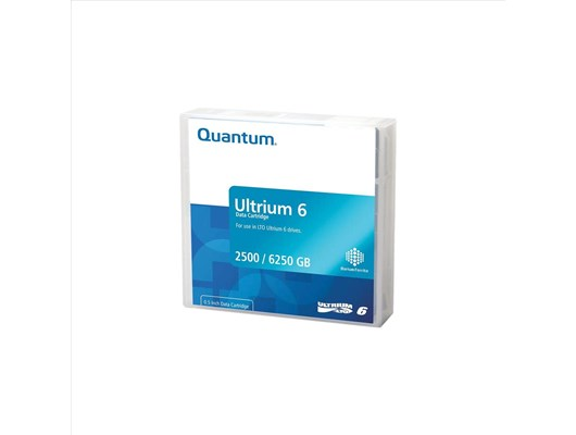 Quantum LTO-8 Ultrium Blank Data Cartridge 12TB Native / 22.5TB Compressed