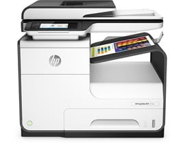 HP PageWide 377dw (A4) Colour Pigmented Ink Multifunction Printer (Print/Copy/Scan/Fax) 768MB 4.3 inch Colour CGD 30ppm (Mono/Colour) ISO 40,000 (MDC)