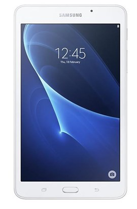 Samsung Galaxy Tab A 2016 SM-T280 (7 inch) Tablet PC Quad Core 1.3GHz 1.5GB 8GB WiFi BT Camera Android 5.1 Lollipop (White)