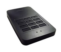 Intenso Memory Safe 1TB Mobile External Hard Drive in Black