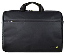 techair 17.3 inch Black Laptop Shoulder Bag