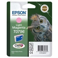 Epson Ink Cartridge Light Magenta T0796
