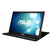 ASUS MB168B 15.6 inch LED Monitor - 1366 x 768, 11ms Response