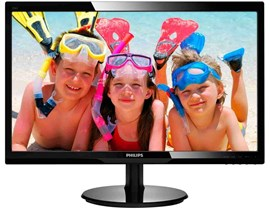 "Philips 220V4LSB 22"" WSXGA+ LED Monitor"