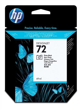 HP 72 Photo Ink Cartridge (69 ml) with Vivera Ink