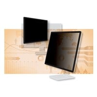 3M PF240W1F Framed Black Privacy Filter for 24.0 inch Widescreen Monitor (16:10) - 7000059522