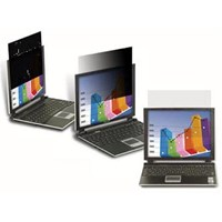 3M PF12.5W9 Frameless 16:9 Anti-Glare Black Privacy Screen Filter for 12.5 inch Widescreen Notebooks - 7000015890