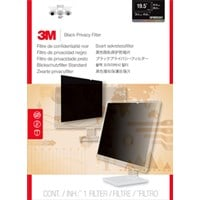 3M OFMDE001 Frameless Black Privacy Filter for 19.5 inch Dell Monitors
