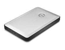 G-tech G-Drive 1TB Mobile External Hard Drive