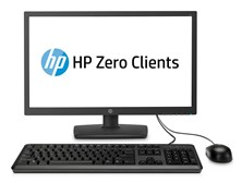 HP t310 (23.6 inch) All-in-One Zero Client TERA2321 PCoIP 512MB 256MB Flash LAN (Integrated Graphics)