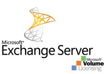 Microsoft Exchange Server Standard 2016 Single OLP 1 License No Level