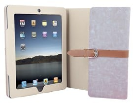 Urban Factory Urban Executive Rotative Folio Case for iPad 3 (Grey)