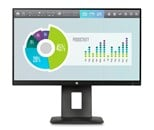 HP Z22n (21.5 inch) Full HD IPS Display 1000:1 250cd/m2 1920x1080 7ms DisplayPort 1.2/HDMI/VGA