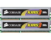 Corsair XMS3 4GB DDR3 1333MHz Dual Channel