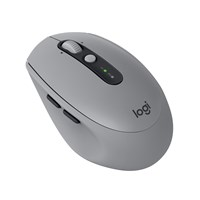 Logitech M590 Multi-Device Silent Wireless Mouse (Mid Grey Tonal)