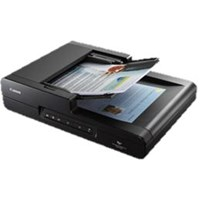 Canon ImageFORMULA DR-F120 (A4) High Speed Flatbed Document Scanner (20 ppm) 50 Sheet ADF