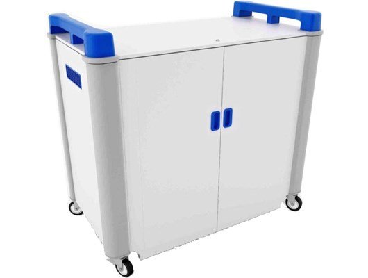 LapCabby Horizontal 32H LAP32H (32 Drawer) Laptop Trolley Horizontal Storage