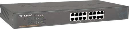 Switch TP-Link 16 Port 100M