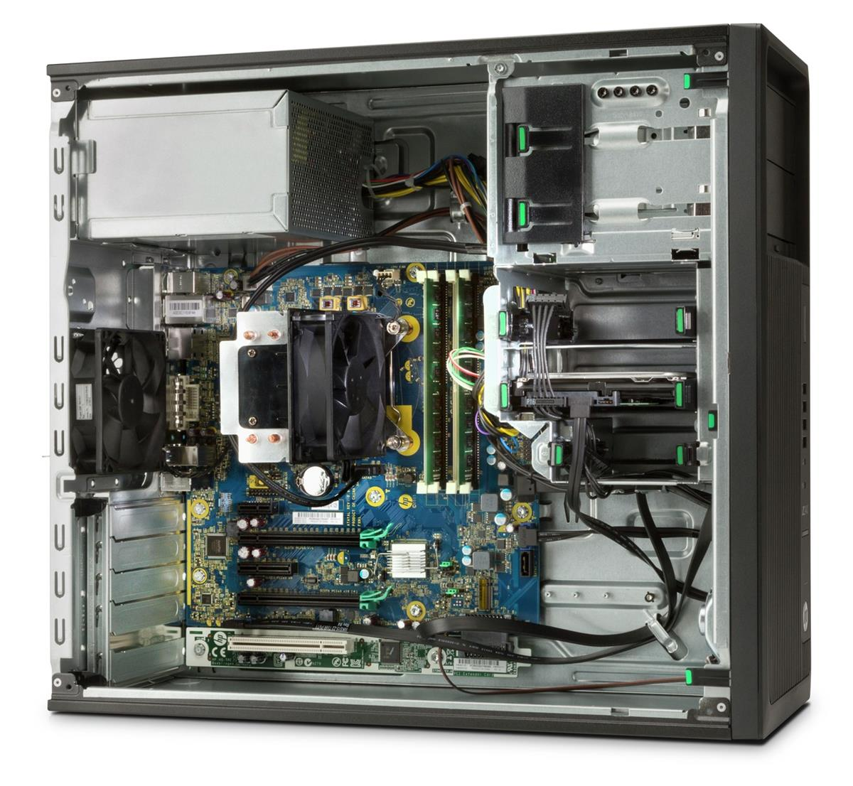 HP Z240 Tower Workstation Core I5 6500 32GHz 8GB 500GB