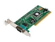 StarTech.com 1 Port PCI Low Profile RS232 Serial Adaptor Card with 16550 UART