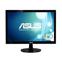 ASUS VS197DE 18.5 inch LED Monitor - 1366 x 768, 5ms Response