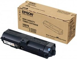 Epson High Capacity Toner Cartridge (Yield: 6100 Pages) for WorkForce AL-M310/M320 Printers