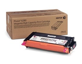 Xerox 106R01393 (Yield: 5,900 Pages) Magenta Toner Cartridge