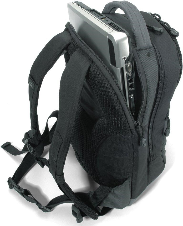 Dicota BacPac Mission Notebook Backpack (Black) for 15 inch - 16.4 ... ed546c73a9