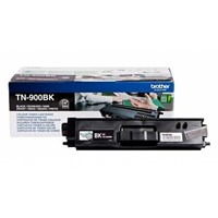 Brother TN-900BK (Yield: 6,000 Pages) Black Toner Cartridge