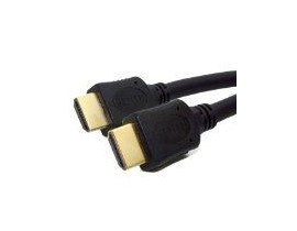 Dynamode (1.5m) 19-pin Male-Male HDMI Cable Gold Plated Connectors Triple Shielding Supports Up to 1080p