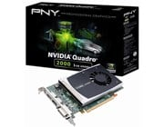 PNY Quadro 2000 1GB Pro Graphics Card