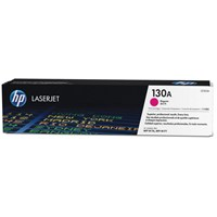 HP 130A (Yield: 1,000 Pages) Magenta Toner Cartridge