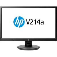 HP V214a 20.7 inch LED Monitor - Full HD 1080p, 5ms, Speakers, HDMI