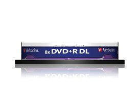 Verbatim DVD+R 8x Dual Layer