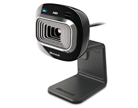 Microsoft LifeCam HD-3000 Web Camera USB Windows