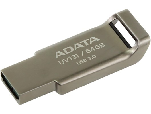 Adata UV131 64GB USB 3.0 Drive (Grey)